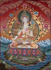 Simbolismo dei Colori nell'Arte Buddhista