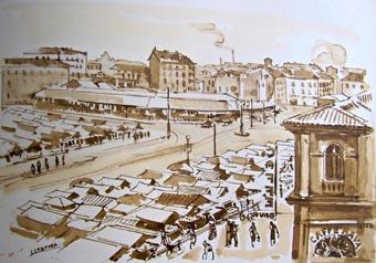 Torino descritta dai pittori