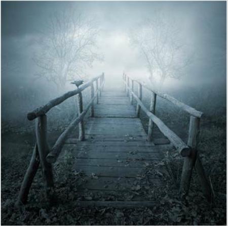 Le atmosfere mistiche di Leszek Bujnowski