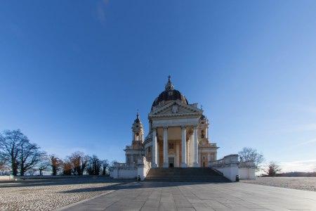 Superga - Torino foto immersiva a 360°
