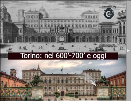 Torino ieri e oggi