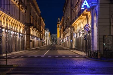 Golden Hour a Torino