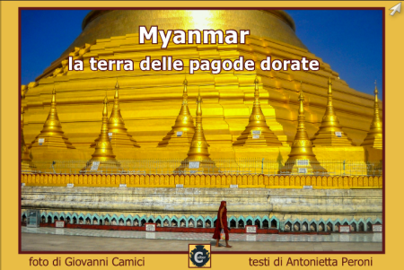 Myanmar: il paese delle pagode dorate