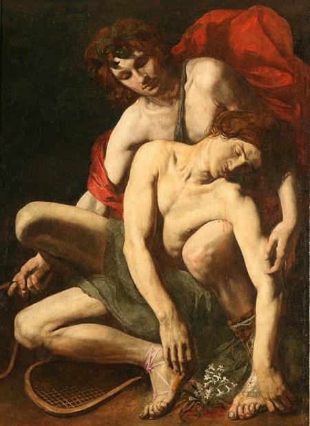 La morte di Giacinto - il delitto di Caravaggio