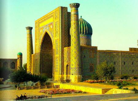 Uzbekista: sulla via della seta