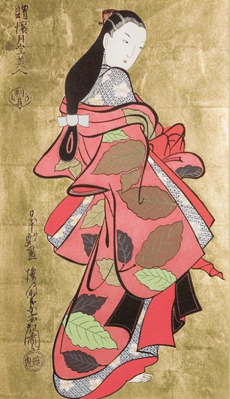 Ligustro fa rivivere ad Imperia le magie di Hokusai